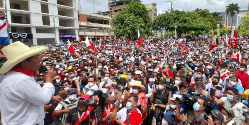 Pérou : pourquoi pas libre ?