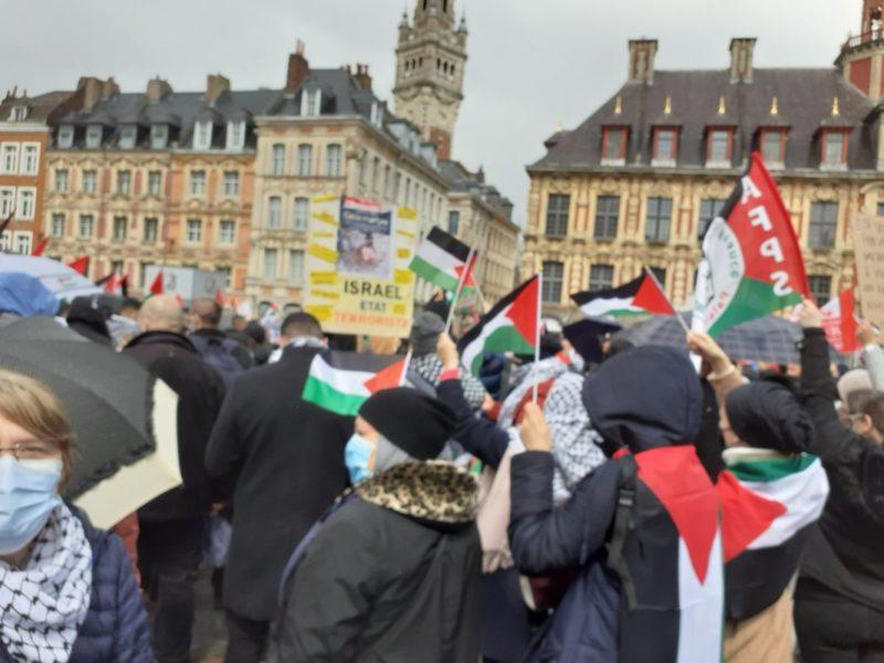 Le PRCF prend la parole pour la Palestine et la souveraineté populaire