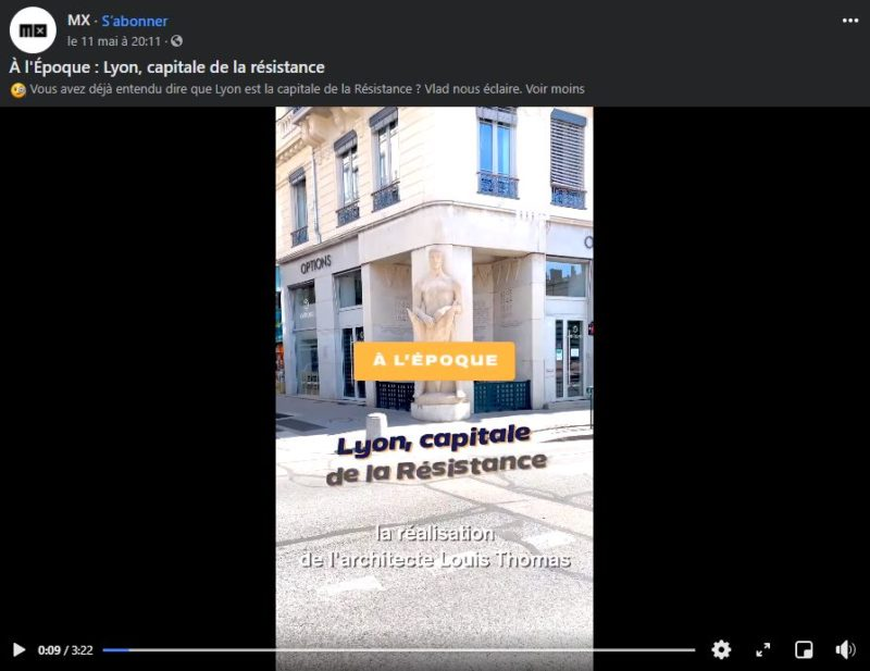 Lyon capitale de la résistance