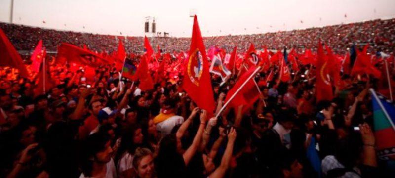 Chili : Jadue et le scénario des présidentielles : « L'unité, c'est avec le peuple du Chili »
