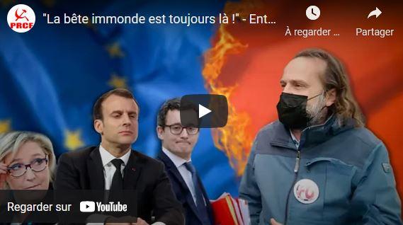 «La bête immonde est toujours là !» – Entretien avec Fabrice Lerestif, secr. départemental FO 35