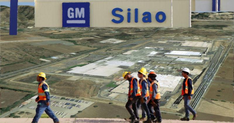 Mexique : une plainte déposée pour violation de la liberté syndicale à l'usine GM de Silao