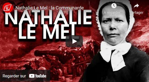 NATHALIE LE MEL : la communarde