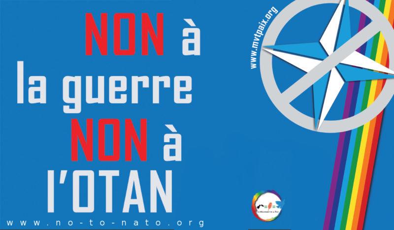 Non à la volonté de domination des USA via l'Otan – Collectif français « non à l'OTAN, non à la guerre »