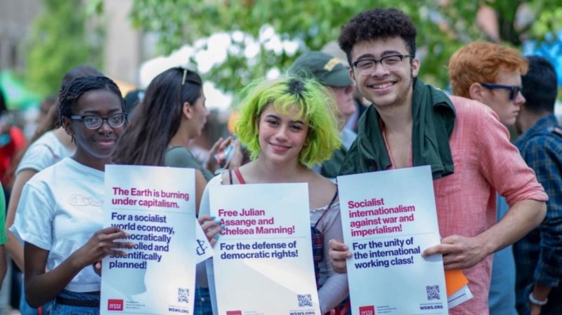 Les Américains  veulent changer de système, les jeunes favorables au socialisme