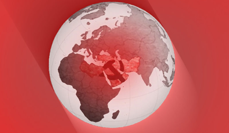 Vidéo les communistes au Proche et Moyen-Orient – par Victor Sarkis et Aymeric Monville