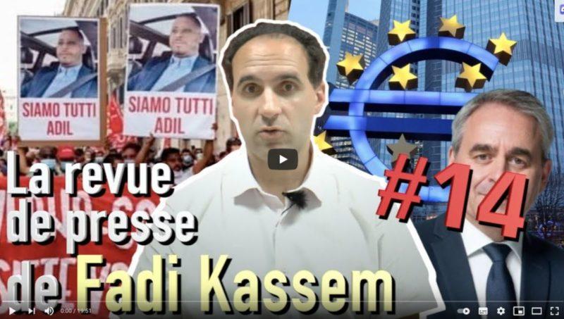 Le retour de la lutte des classes ? – LRVP de Fadi Kassem #alternative #rougetricolore