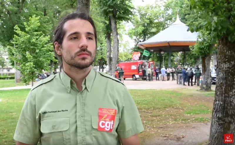 Pour sauver nos forêts, défendre le service public de l'ONF : entretien avec L Bernard (CGT forêt) et S Faillet SNUPFEN-solidaire