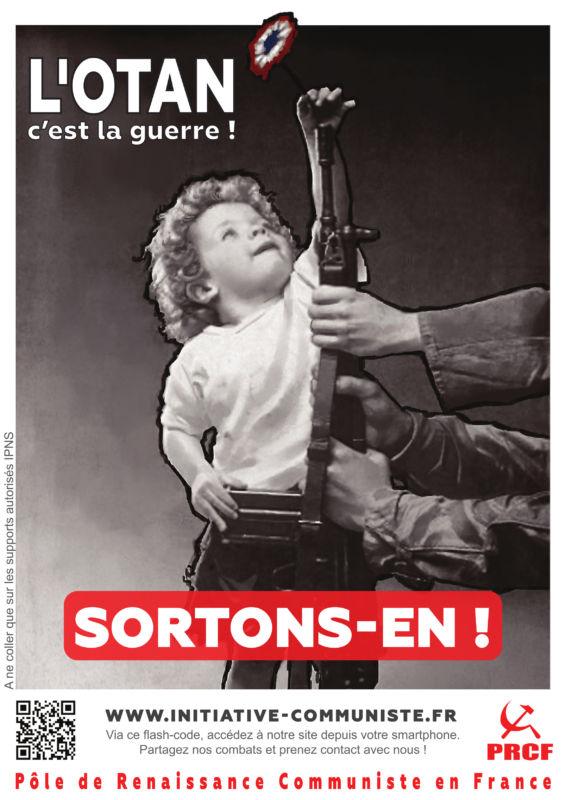 DÉNONÇONS LE TOURNANT HYPER-ATLANTISTE DE MACRON ET DE L'ARMÉE FRANCAISE ! MANIFESTONS A TOULOUSE LE 21 AOÛT PROCHAIN !