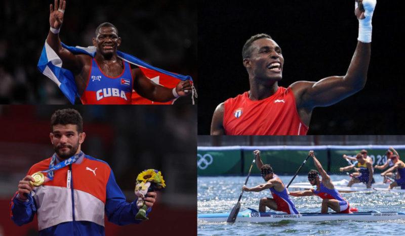 Le sport c'est aussi Cuba