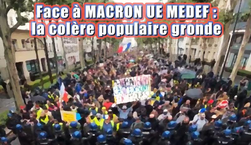 La mobilisation contre les diktats Macron s'amplifie #Manifs7aout  #Manifestation7Aout #PassSanitaire