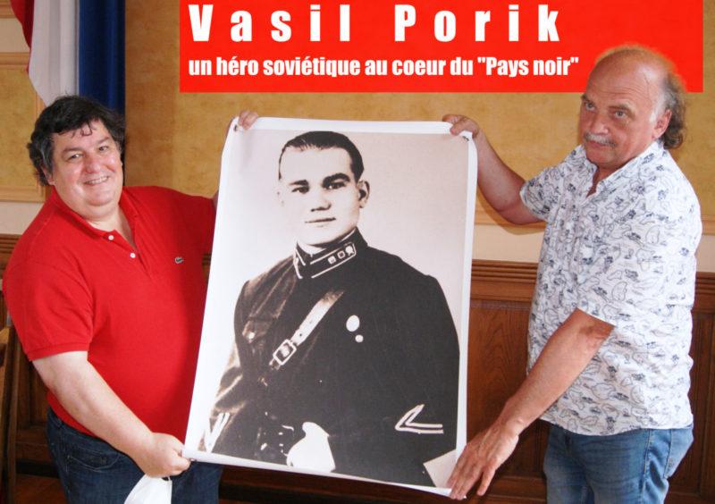 Résistance soviétique en France : un livre retrace le parcours de Vasil Prorik