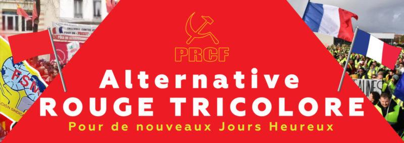 Tract : Pour reconstruire un pays profondément fracturé !  #Alternative #RougeTricolore