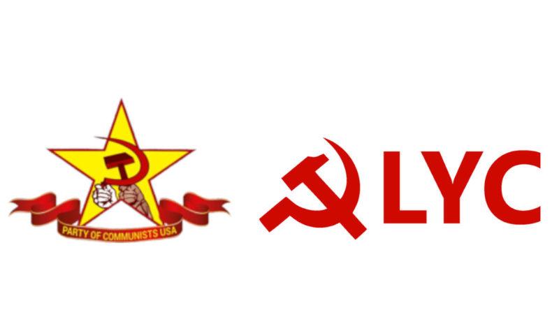 Le PCUSA et la LYC solidaires du PRCF et des JRCF pour dénoncer cette organisation criminelle qu'est l'OTAN #Toulouse #21Août