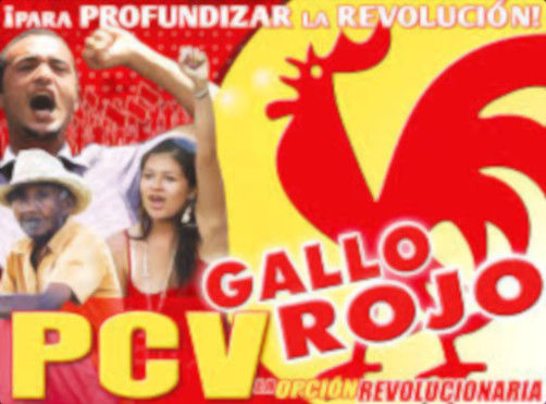 Le parti communiste venezuelien appelle à la construction d'une Alternative populaire et révolutionnaire