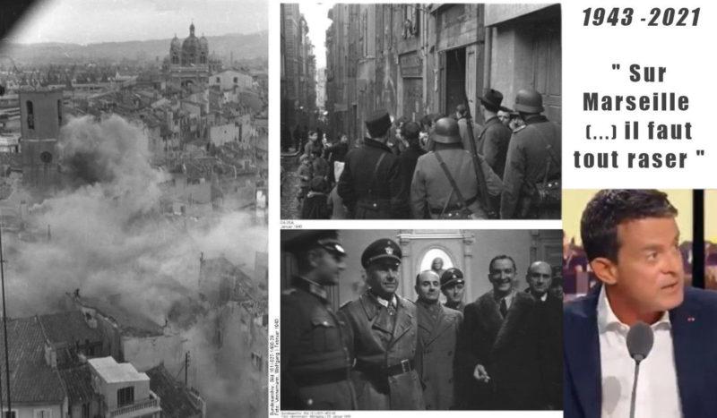 De Vichy à Valls, la bourgeoisie veut toujours liquider le Marseille ouvrier et populaire