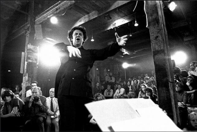 La musique de Mikis Theodorakis continuera d'inspirer nos luttes – Par Daniel Antonini, responsable de la commission Internationale du PRCF