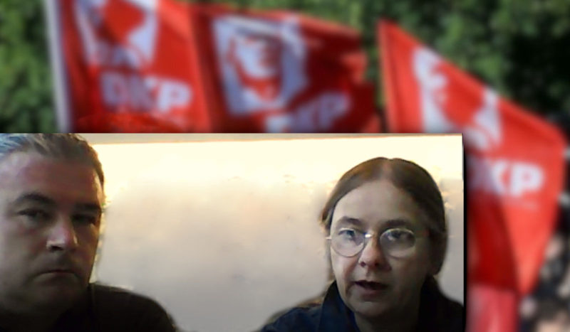 Entretien avec Renate Koppe représentante internationale du DKP