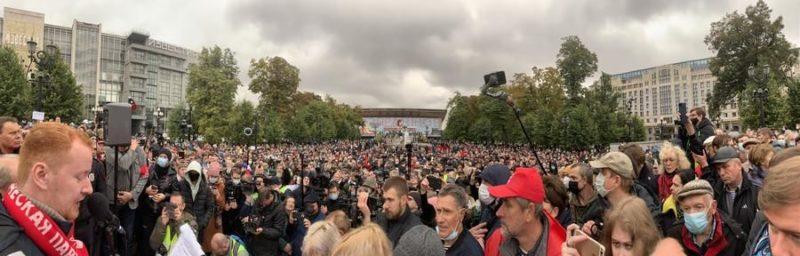 Russie : vagues d'arrestations et de répressions contre les élus communistes du KPRF