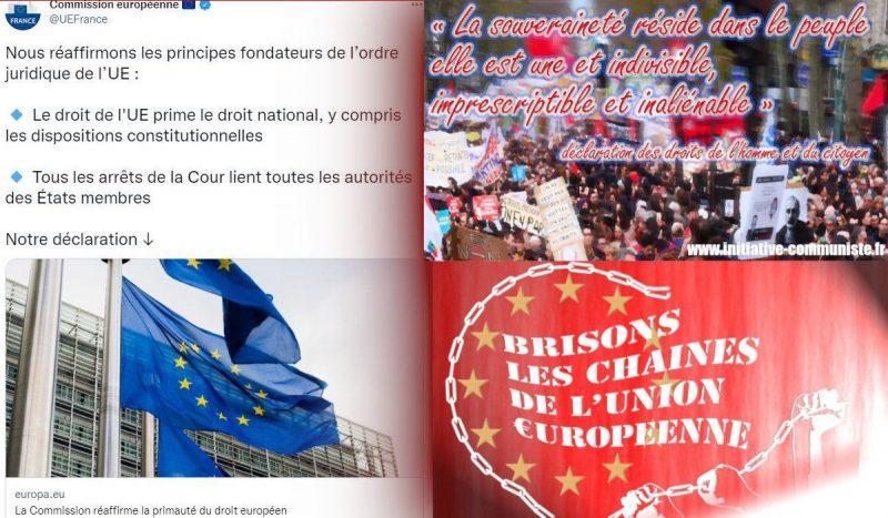 Pour reconquérir la souveraineté législative pleine et entière, avec Fadi KASSEM, portons l'#Alternative #RougeTricolore!