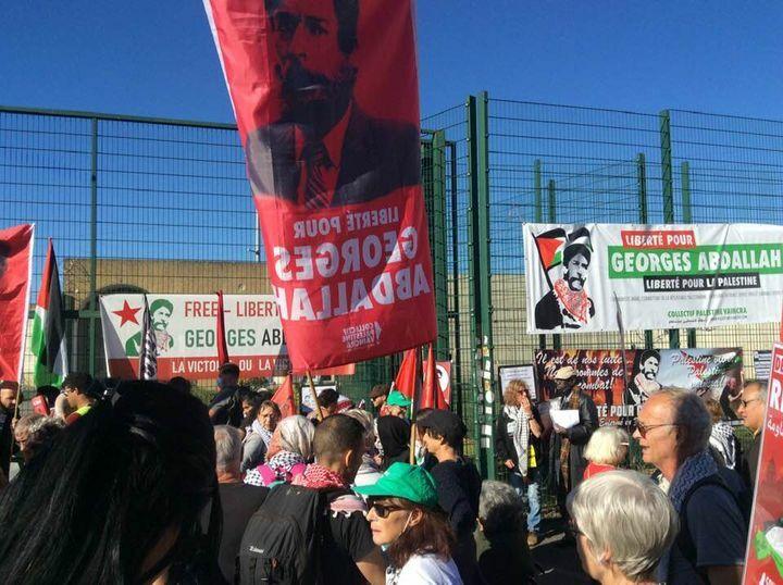 La libération de Georges Abdallah, une exigence de justice !
