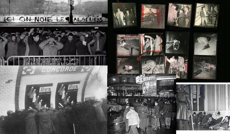 17 octobre 1961 : n'oublions jamais que le Capitalisme est pret à massacrer !